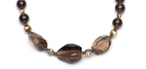 smoky quartz jewelry