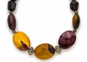 mookaite necklace